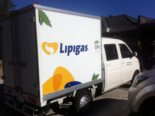 Camion-Lipigas